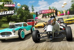 Forza Horizon 4 Racing To Steam In March, Hot Wheels Pack On The Way 3