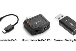 Sharkoon Is Back In DACs! 4