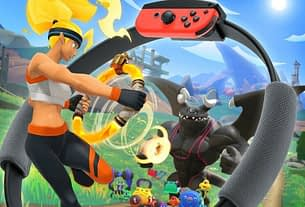 Deals: Fight The Flab This Christmas With Nintendo UK's Ring Fit Adventure Switch Bundle 2