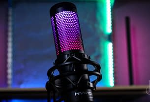 HyperX QuadCast S USB Microphone Review: RGB Infusion 5