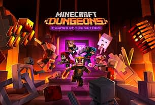 Minecraft Dungeons' Flames Of The Nether DLC Pack Is Out Now 4