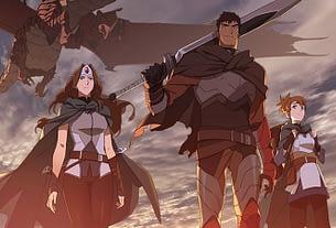 Dota Gets A Netflix Anime Next Month 3