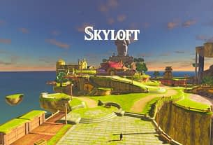 Modders Just Made It Possible To Play Skyward Sword Inside Breath Of The Wild 4