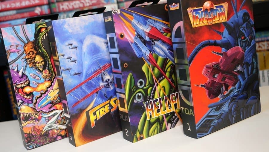 Some Of Toaplan's Best Console Shooters Are Back In Physical Form, And They Look Amazing 1