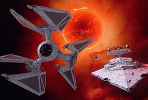 Star Wars: Squadrons Has TIE Defenders And B-Wings Now 24