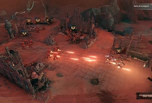 Warhammer 40,000 Battlesector gameplay looks like a decent stab at mirroring the tabletop 20