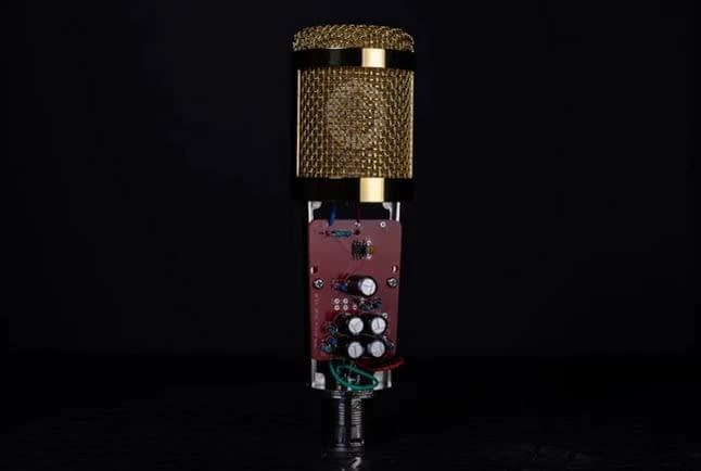 Dump The Boom Mic, Build Your Own Electret Microphone 1