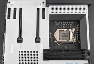 NZXT's Cool New N7 Z490 Motherboard 5