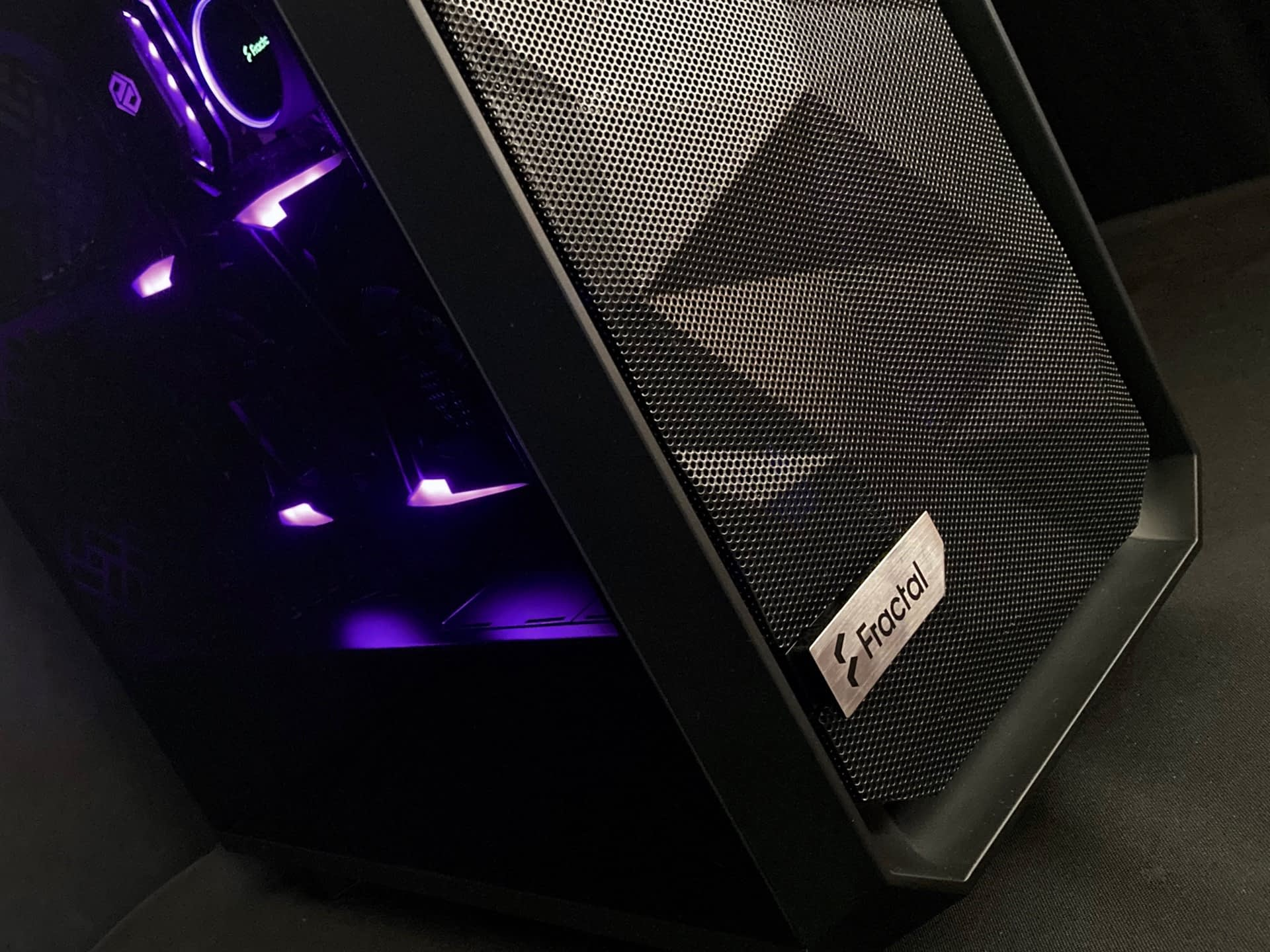 Fractal Meshify 2 Compact Case Review 1