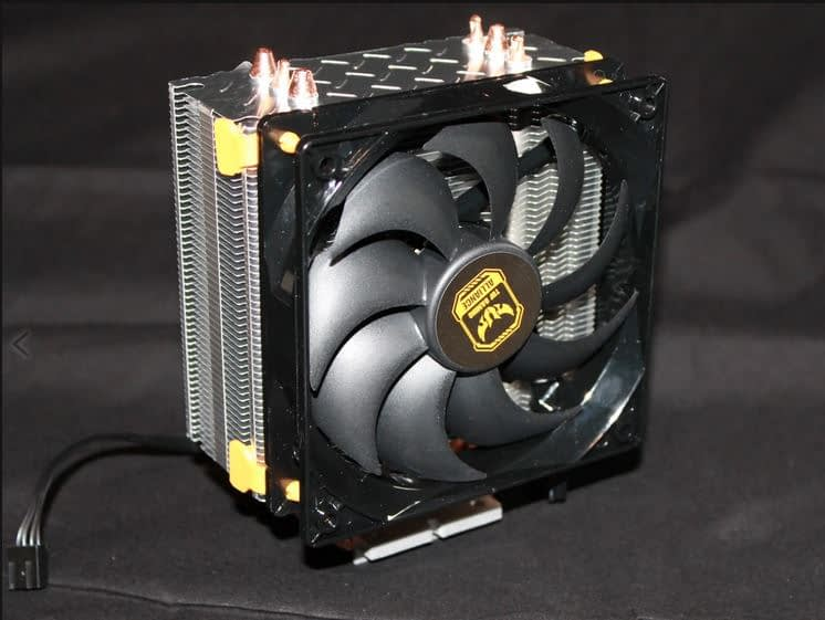 The Quiet SilverStone AR01 V3 CPU Cooler 1