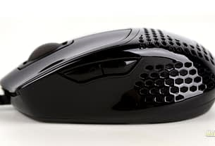 The Holey Cooler Master MM720 Mouse 3