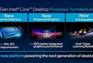CES 2021: Intel Announces 11th Gen Rocket Lake-S Desktop Processors 2