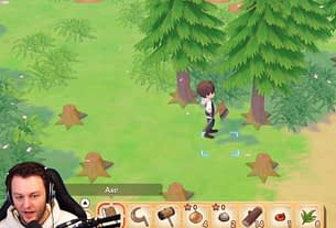 Watch: Streamers Are Showing Off Story of Seasons: Pioneers Of Olive Town In English 4