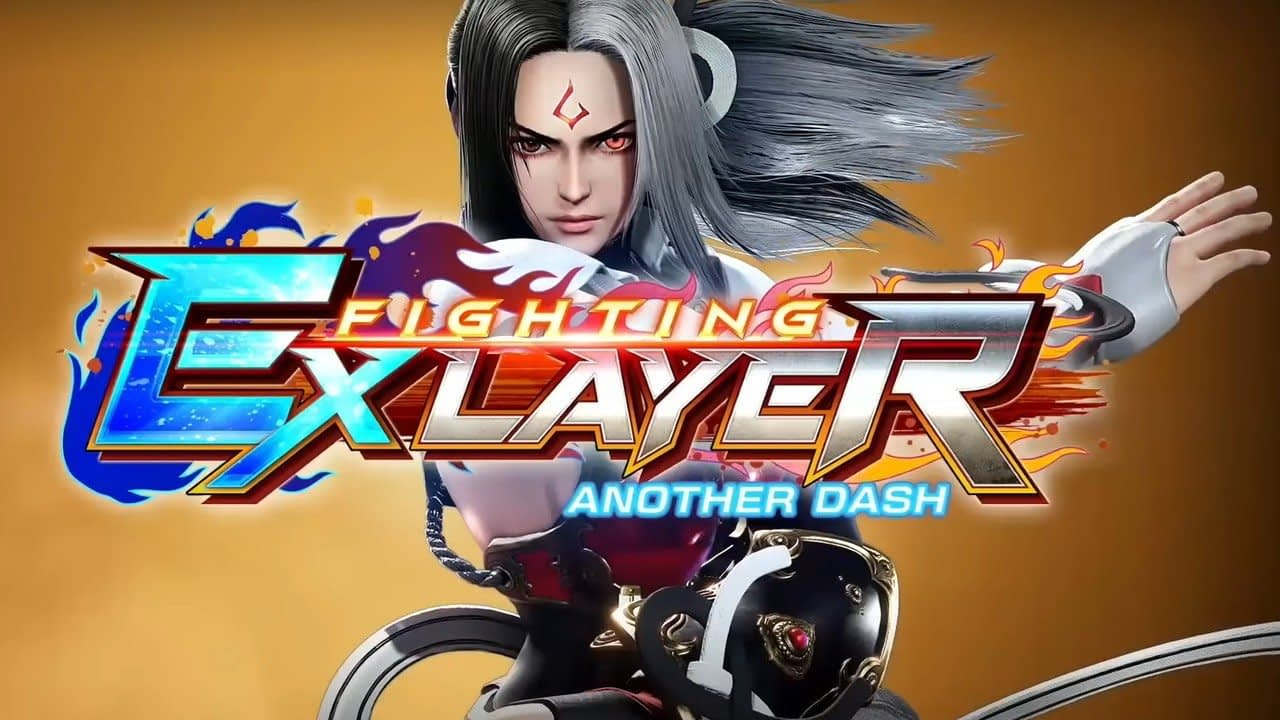 Arika Announces Fighting EX Layer: Another Dash For Nintendo Switch 1
