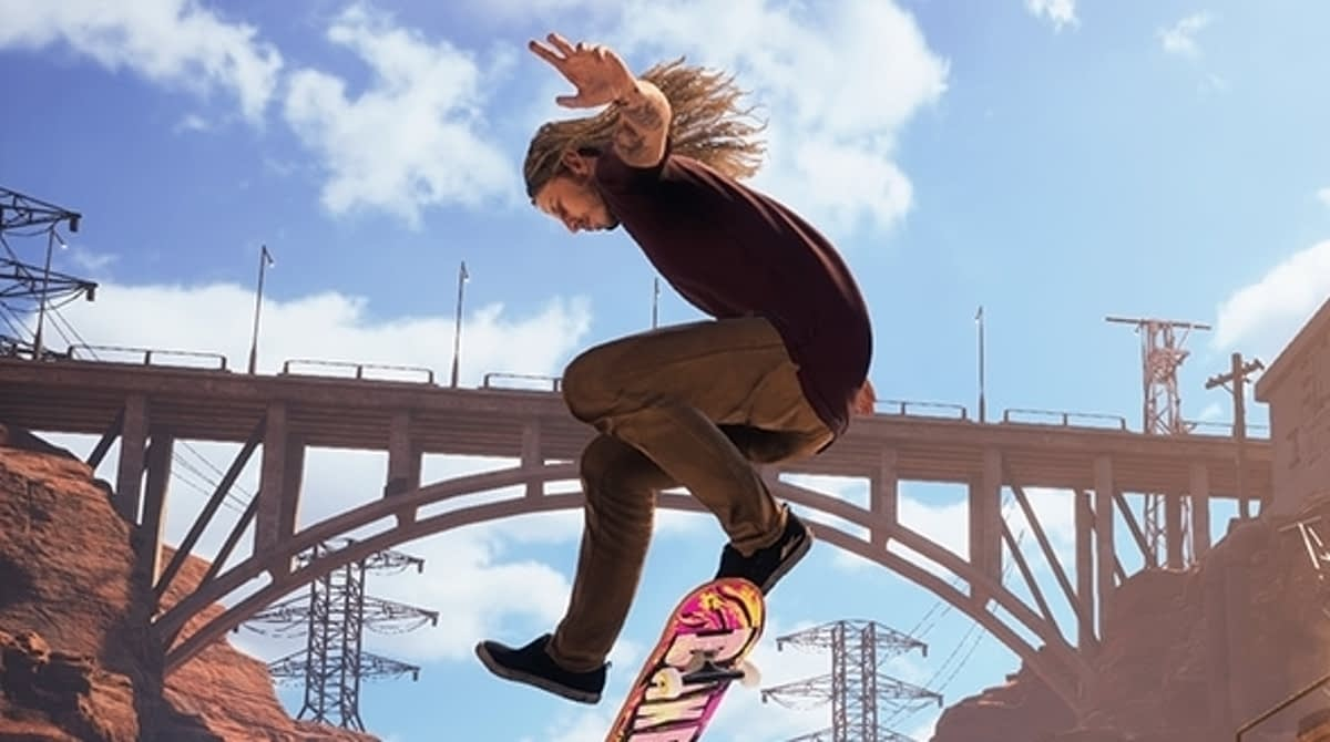 Tony Hawk's Pro Skater 1+2 studio Vicarious Visions has been merged into Blizzard 1