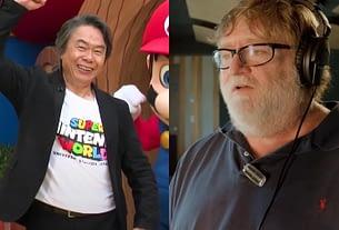 Random: Gabe Newell Says Shigeru Miyamoto's Games Made Him A Better Developer 3