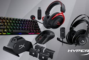 CES 2021: HyperX 60 Percent Mechanical Gaming Keyboard, Cloud Headsets, Ultra-light Mouse, Xbox Charge! 4