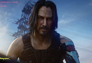 Keanu Reeves Wants You To Buy Cyberpunk 2077 3