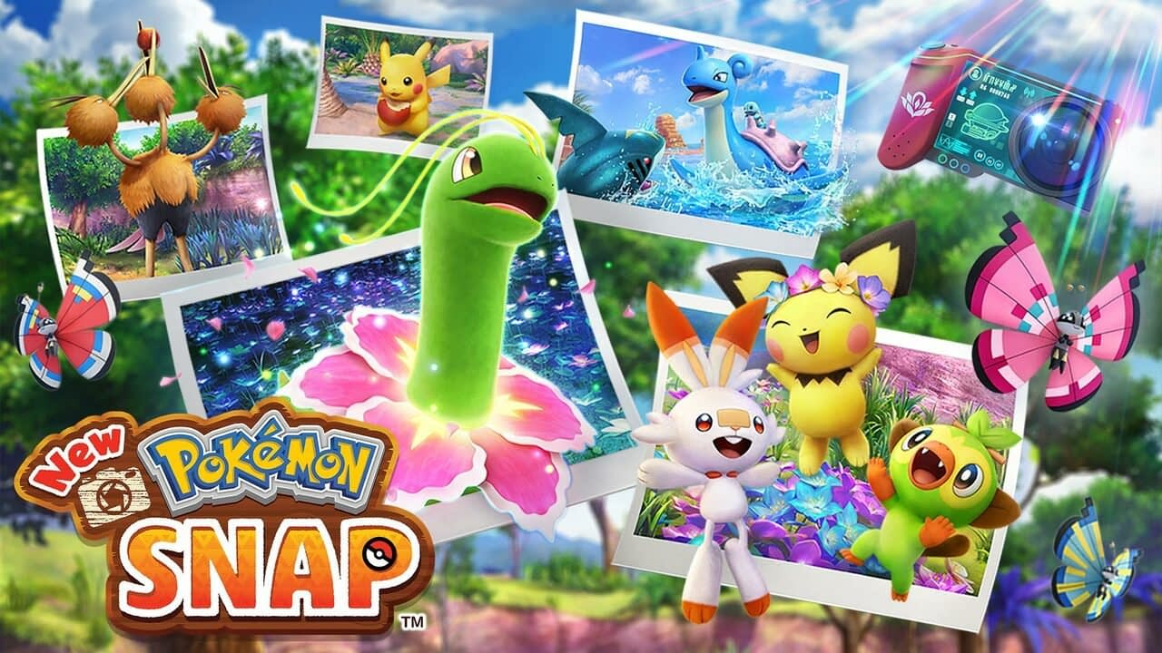 Famitsu Coverage Of New Pokémon Snap Includes New Snaps, More Pokémon 1