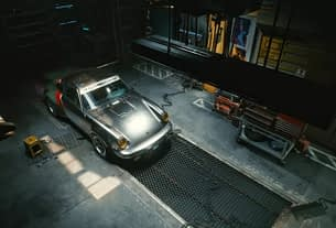 New Cyberpunk 2077 Gameplay Shows Off New Porsche, Ability To Summon A Car Like Roach In Witcher 3 1