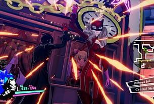 Persona 5 Strikers Trailer Shows Off Phantom Thief Combat Abilities 4
