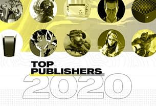 The Top 10 Publishers Of 2020 4