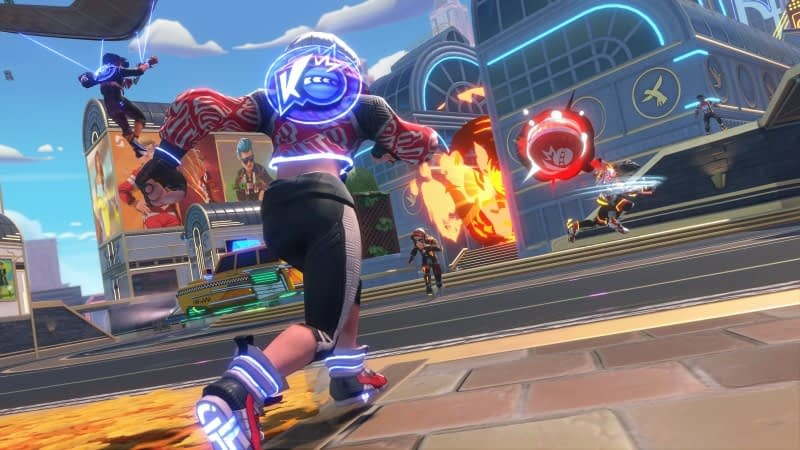 Knockout City Breakdown And Hands-On Impressions 1
