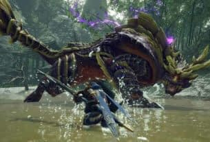 "Reminder: Enjoy Capcom's ""Limited Time"" Monster Hunter Rise Demo While You Still Can 4"