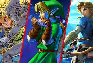Feature: We Worked Out The Best Zelda Game Once And For All, Using Maths 3