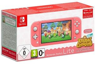 New Animal Crossing-Themed Nintendo Switch Lite Bundles Appear For Black Friday 2