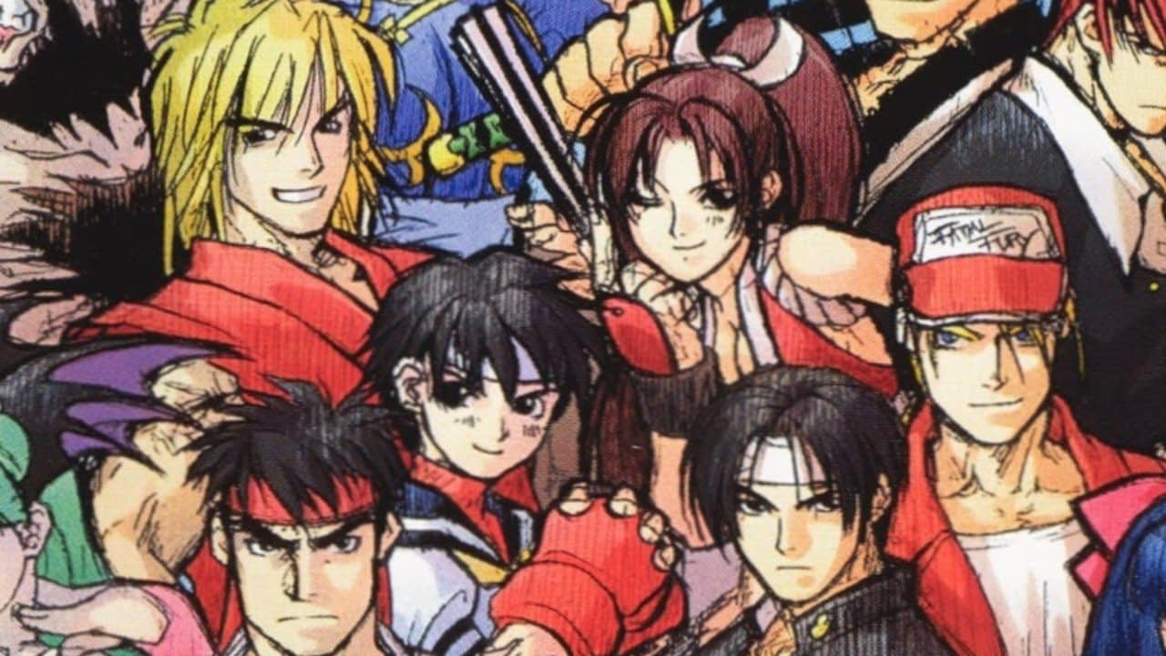 SNK Vs. Capcom, One Of Video Gaming's Greatest Crossovers, Is Now Available On Switch 2