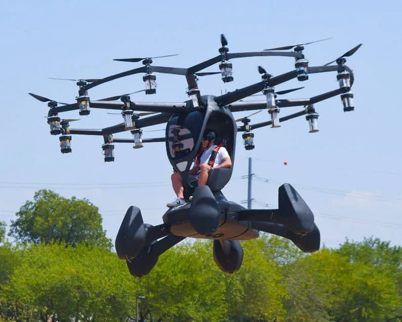 Agility Prime, The USAF's New Flying Car 3