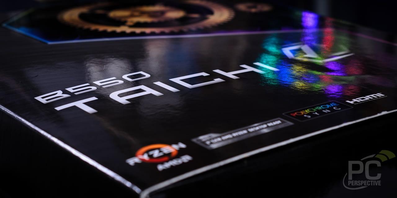 ASRock B550 Taichi Motherboard Review 7