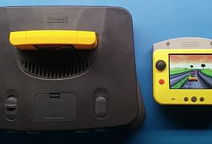 Random: Surely This Is The Smallest N64 Console Ever? 4