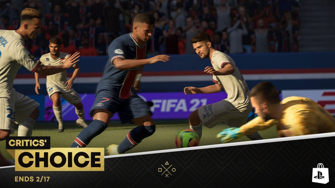 Critics' Choice promotion comes to PlayStation Store 1