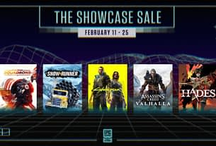 Epic Games Store Spring Showcase To Bring Announcements And New Gameplay On February 11 17