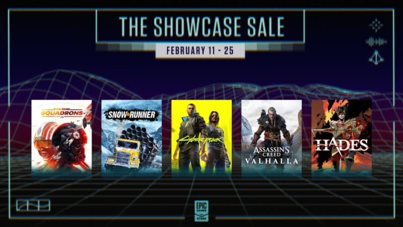 Epic Games Store Spring Showcase To Bring Announcements And New Gameplay On February 11 1