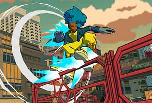 Jet Set Radio's Legacy Lives On In This Official Trailer For Bomb Rush Cyberfunk 1