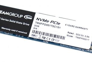 TeamGroup MP33 PRO; Inexpensive TLC Storage 3
