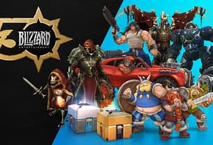 Get A Stack Of Extra Goodies In Blizzard's 30th Anniversary Celebration Collection 3