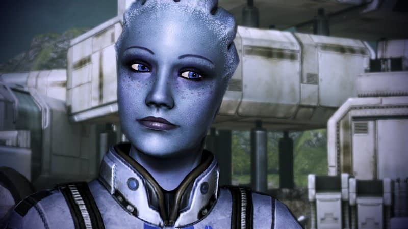 Why Liara's Changes In Mass Effect Legendary Edition Are Important Despite Being Small 1