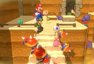 Japanese Charts: Super Mario 3D World Goes Straight To Number One, Finally Dethroning Momotaro Dentetsu 1
