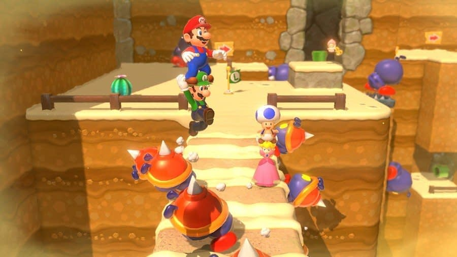Japanese Charts: Super Mario 3D World Goes Straight To Number One, Finally Dethroning Momotaro Dentetsu 1