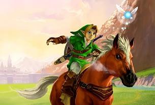Zelda: Ocarina of Time demo leak reveals Link could once transform into Navi 4