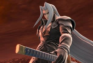 Sakurai's Smash Bros. Sephiroth Broadcast Will Run For About 35 Minutes 2
