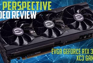 Video Review: EVGA GeForce RTX 3080 XC3 GAMING 25