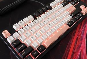 Monstargear XO K80 Aluminum Keyboard Kit Review 4