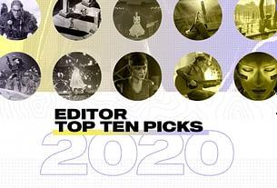 Editor Top 10 Picks Of 2020 3