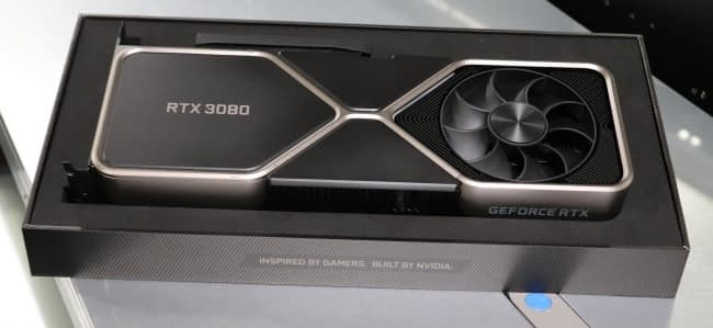 This Is Your RTX 3080 On Linux 12
