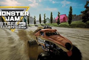 Monster Jam Steel Titans 2 Is Now Available For Digital Pre-order And Pre-download On Xbox One And Xbox Series X|S 3